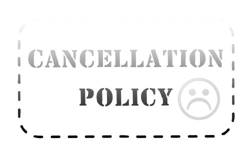Seattle Car Service cancellation Policy